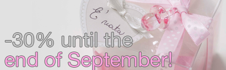 - 30% Until the End of September!
