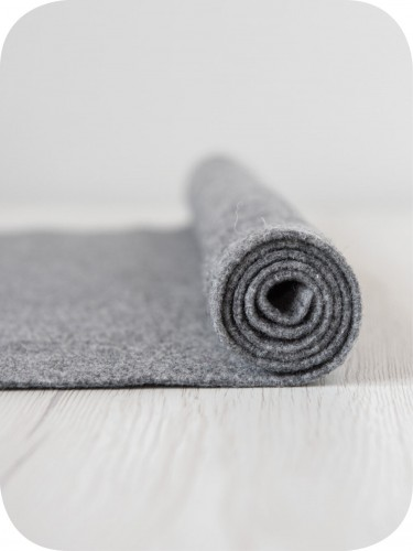 FELT - 3mm Thermoformable Wool
